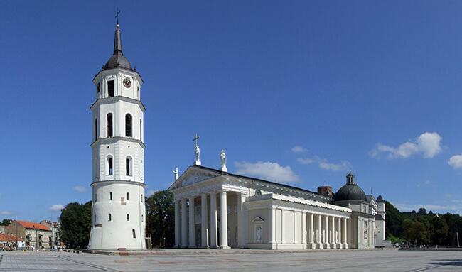 catedral vilnius