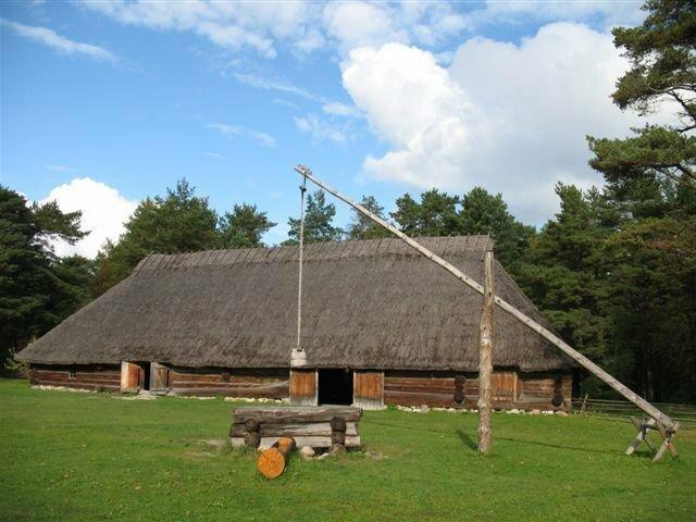 museo aire libre estonia tallin