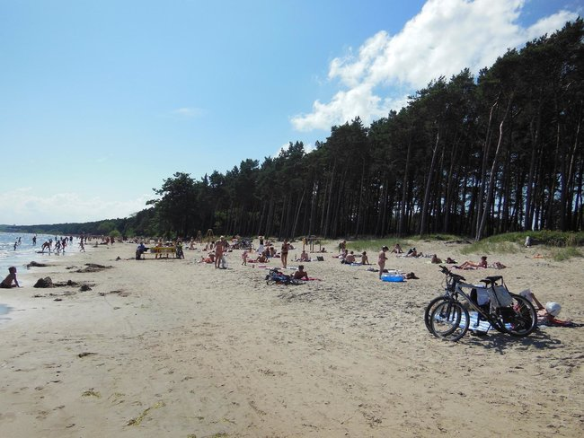playa pirita tallinn