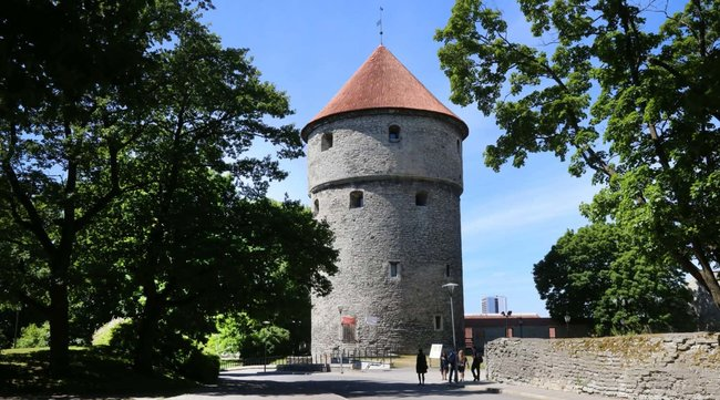 torre kiek in de kok museo tuneles bastion