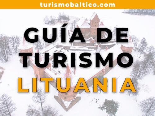 guia de turismo lituania
