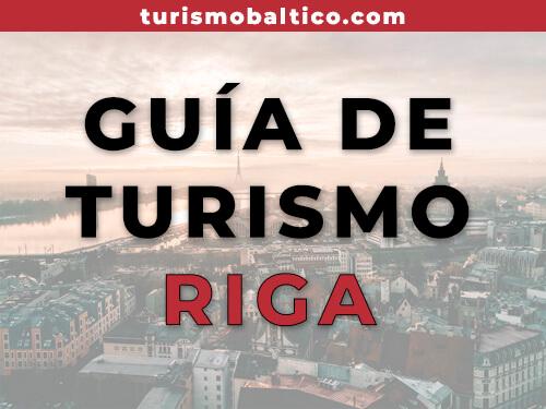 guia de turismo riga