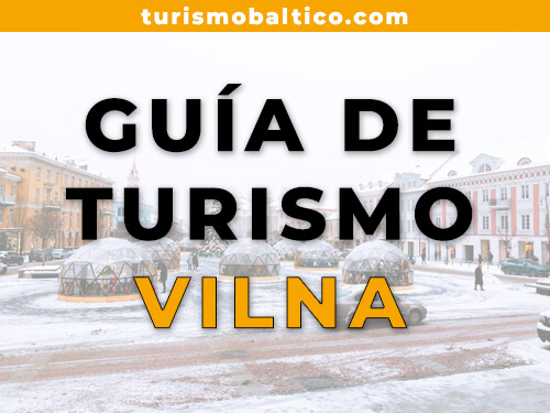 guia de turismo vilna